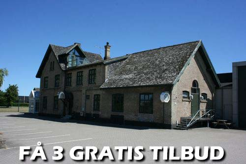 BILLIG ISOLERING - FÅ 3 GRATIS TILBUD